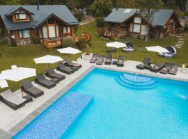 La Comarca Suites De Montaña & Spa, hotel en Villa La Angostura
