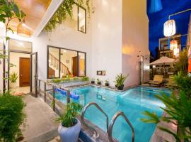 Pho Hoi Ancient Town Beauty Villa, hotel di Hoi An