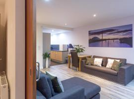 Riverside West End Apartment, hotel near Riverside Museum of Transport and Technology, Glasgow