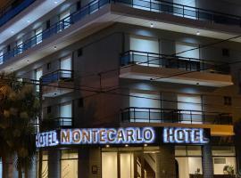 Hotel Montecarlo, hotel cerca de Puerto de Mar del Plata, Mar del Plata