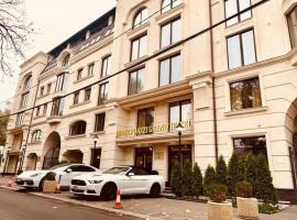 Bernardazzi Grand Hotel & SPA, hotel din Chişinău