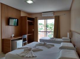 Planeta Hotel, hotel em Colinas Do Sul