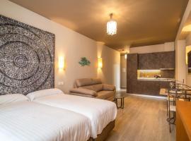 Apartamentos SEVILLA ESTE, hotel cerca de Aeropuerto de Sevilla - SVQ,