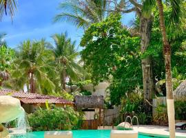 Banana Beach Bungalows, hotel in Santa Teresa Beach