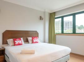 Hotel Rose Crest Hill,丹那拉打的飯店