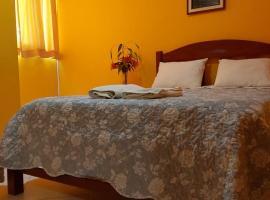 Hotel y Restaurante Roma, hotel en Ica