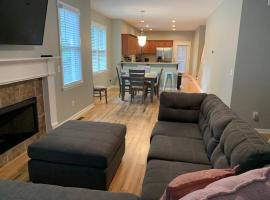 Self Checkin - Full Kitchen - Keyless Entry - SmartTVs, vacation home in Atlanta