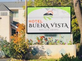Hotel Buena Vista - San Luis Obispo, hotel in San Luis Obispo