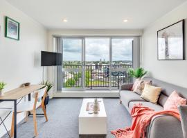 Harbour View Two Bedroom Apartment, apartment in Auckland
