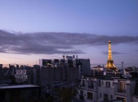 Best Western Plus Maison 46, hotel near Volontaires Metro Station, Paris
