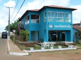 Pousada Marlin Azul, hotel em Fernando de Noronha