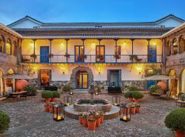 Palacio del Inka, A Luxury Collection Hotel, hotel in Cusco