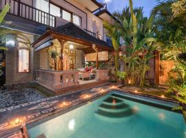 Ashanti Villa Ubud, hotel in Ubud