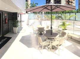 Excelente apartamento na ponta verde, accessible hotel in Maceió