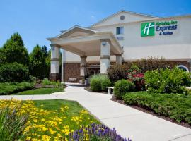 Holiday Inn Express and Suites Allentown West, an IHG Hotel, hotel in Allentown