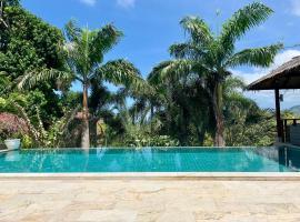 Villa Namaste、サムイ島のホテル