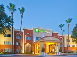 Holiday Inn Express Hotel Clearwater East - ICOT Center, hotel near Chi Chi Rodriguez Golf Club, Pinellas Park