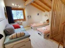 Le camp de base, hotel near Grepon, Chamonix