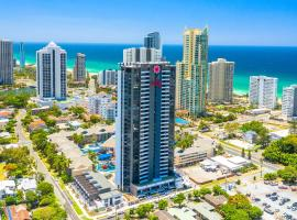 Arise Ruby Gold Coast, hotel in Gold Coast