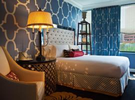 Kimpton Hotel Monaco Philadelphia, an IHG Hotel, hotel in Philadelphia