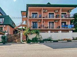Svetliy Guest House, guest house in Divnomorskoye