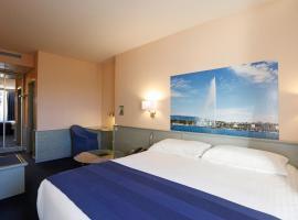 Hotel Montbrillant, hotel in Geneva