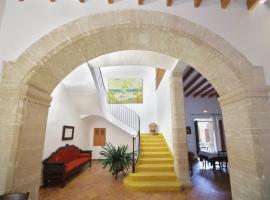 Can Tem Turismo de Interior, hotel en Alcudia