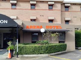 Arena Hotel (formerly Sleep Express Motel), pet-friendly hotel in Sydney