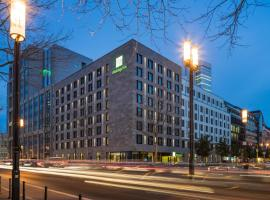 Holiday Inn Frankfurt - Alte Oper, an IHG Hotel, hotelli Frankfurt am Mainissa