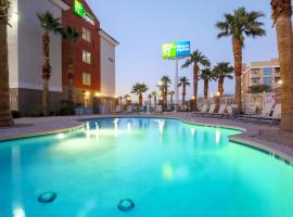 Holiday Inn Express Las Vegas South, hotel near McCarran International Airport - LAS, Las Vegas