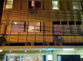 santo house, hotel near Grand Palace, Bangkok