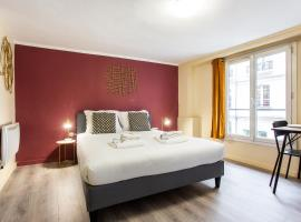CMG Luxembourg/ Prince G, apartment in Paris