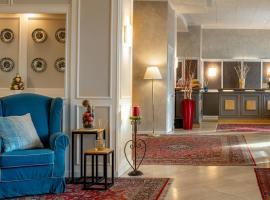 Hotel Ambasciatori, отель в Брешиа