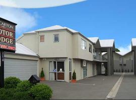 Riccarton Motor Lodge, motel in Christchurch