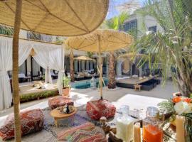 RIAD SOKERA HOTEL RESTAURANT & SPA, Hotel in Marrakesch