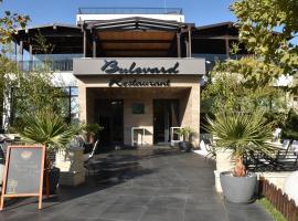 Hotel Bulevard, hotel din Râmnicu Vâlcea