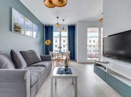 City Break Gdańsk Rajska 8 Apartamenty, self catering accommodation in Gdańsk