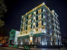 Ambassador Hotel, hotel in Chişinău