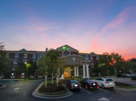 Holiday Inn Express Hotel & Suites Charleston - North, hotel in Charleston