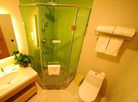 GreenTree Inn Langfang Bazhou City Tangeerli Town Spa Business Hotel, hotel in Langfang