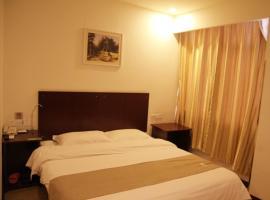 GreenTree Alliance Jinan Licheng Town Yaohua Road Yaoqiang Airport Hotel, hotel near Jinan Yaoqiang International Airport - TNA,