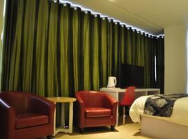 Shell Jinan Gaoxin District Shunhua Road Qilu Software Park Hotel, hotel near Jinan Yaoqiang International Airport - TNA, Jinan
