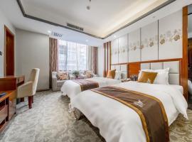 GreenTree Eastern Kunming Baiyun Road Tongde Square Hotel, hôtel à Kunming près de: Aéroport international de Kunming Changshui - KMG