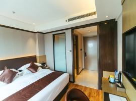 GYA Langfang Art Avenue International Airport Hotel, hotel in Langfang