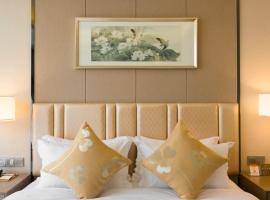 GreenTree Eastern Wuxi Xinwu District Airport Road Hotel, hotel in Wuxi