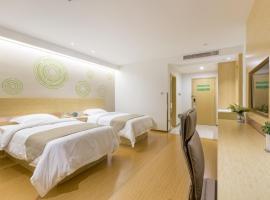 GreenTree Inn Xuzhou Ou Shasha Building Materials City Express Hotel, отель в городе Сюйчжоу