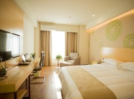 GreenTree Inn Jinan Tangye Express Hotel, hotel near Jinan Yaoqiang International Airport - TNA, Jinan