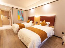 Gya Yangzhou Slender West Lake Hotel, hotel in Yangzhou
