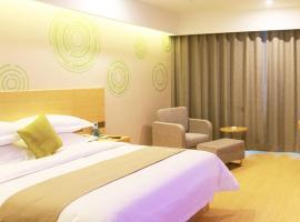 GreenTree Inn Kashi Banchao Road Hotel, hotel in Kashgar
