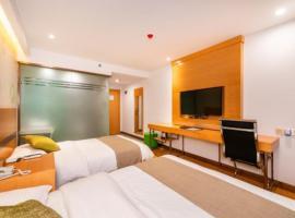 GreenTree Inn Huayin Huashan Scenic Area Xiyue Hotel, hotel in Weinan